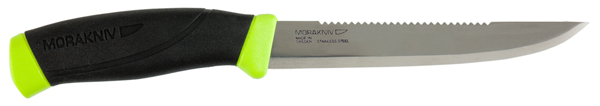 нож Morakniv Fishing Comfort Scaler 150 black