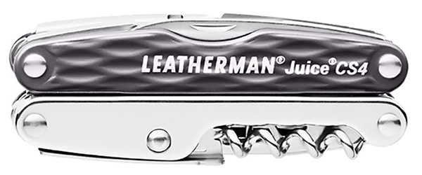 мультитул Leatherman Juice CS4 granit grey