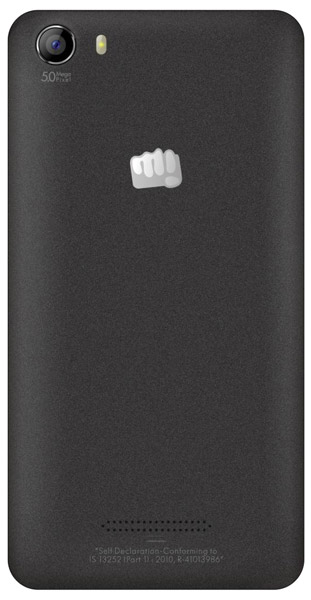 смартфон Micromax Canvas Magnus Q334 black