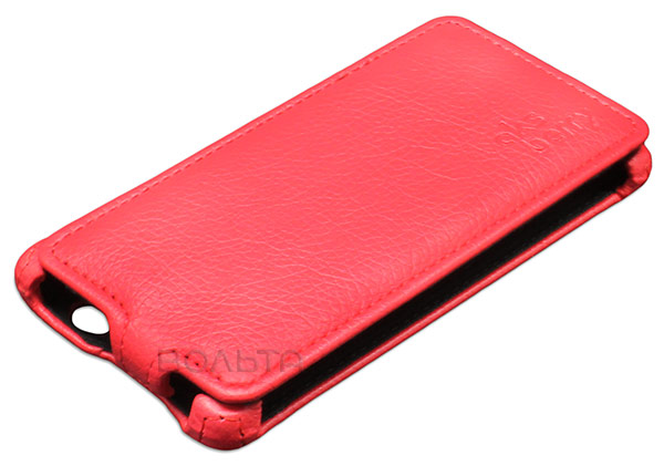 чехол Aksberry FLY FS452 red
