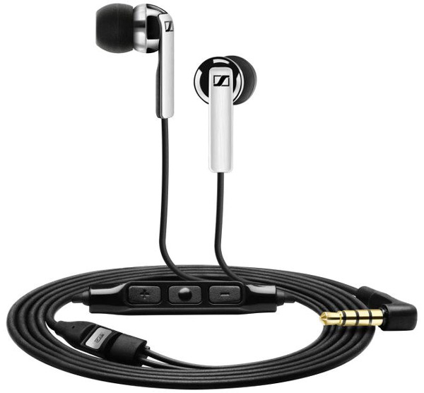 гарнитура для iPhone Sennheiser CX 2.00i black