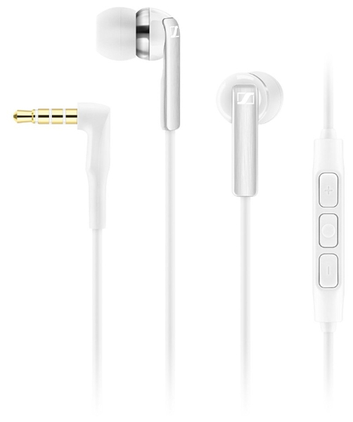 гарнитура для iPhone Sennheiser CX 2.00i white