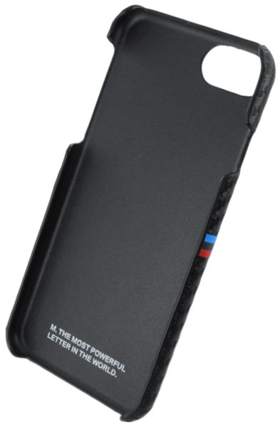 накладка BMW M-Collection Carbon Inspiration  iPhone 7 black