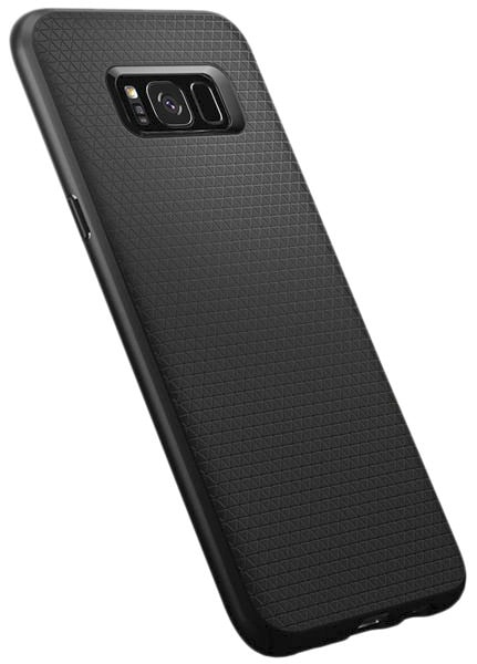 накладка Spigen для Galaxy S8  Liquid Air black