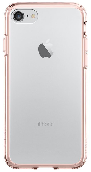 накладка Spigen для iPhone 7 Ultra Hybrid crystal rose
