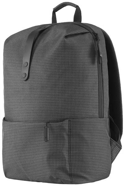 рюкзак для школьника Xiaomi MI College Casual Shoulder Bag dark grey