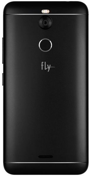4G смартфон Fly FS520 black