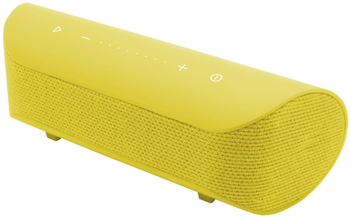 bluetooth колонка Aksberry MY658BT yellow