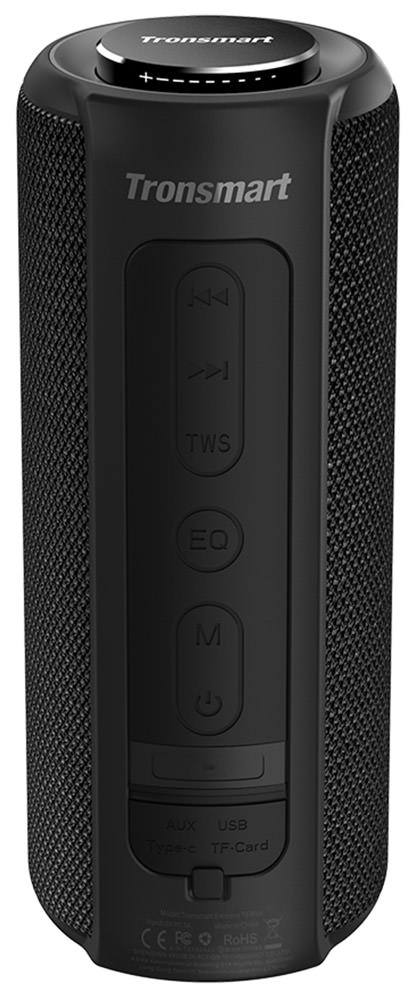 колонка Bluetooth Tronsmart Element T6 Plus 40W black