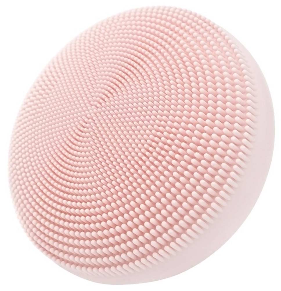 массажер для чистки лица Xiaomi Mijia Acoustic Wave  Face Cleaner pink