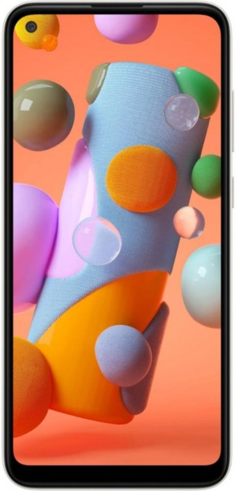 смартфон Samsung SM-A115 Galaxy A11 32Gb white