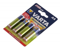 аккумулятор Varta 2100 mAh R6/AA Ready2Use-4BL