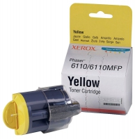 тонер-картридж Xerox 106R01204  Yellow
