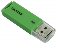 флешка USB QUMO Tropic 8Gb