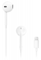 гарнитура для iPhone Apple EarPods with Lightning Connector (A1748)