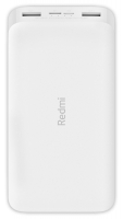 внешний аккумулятор Xiaomi Redmi Powerbank Fast Charge 20000mAh