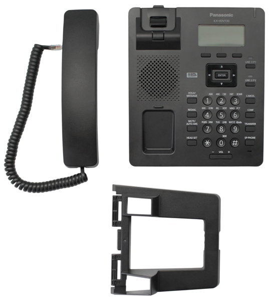 Комплектация Panasonic KX-HDV130RUB